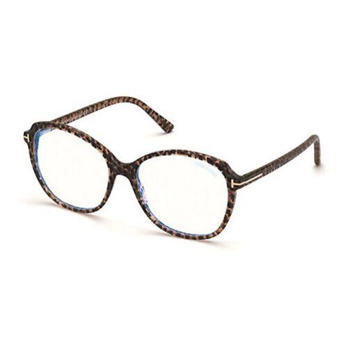 Tom Ford Brille »FT5708-B«, bunt
