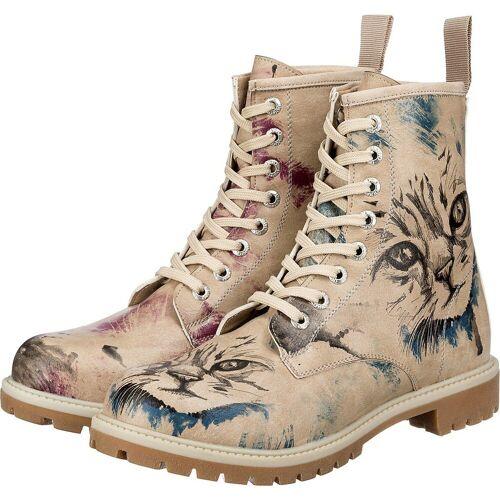 Dogo Shoes »Dogo Boots - Deepness Schnürstiefel« Schnürstiefelette