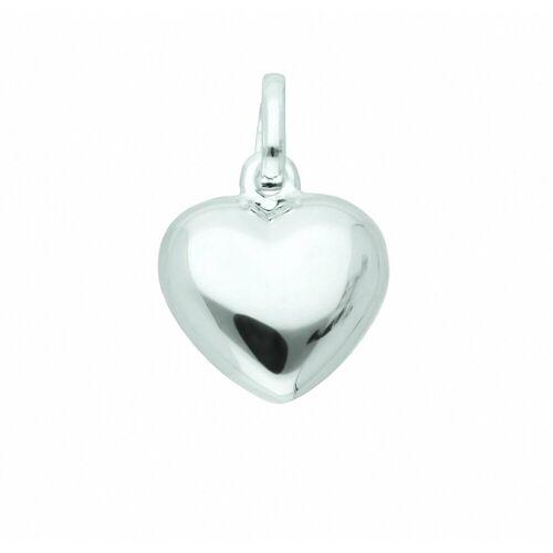 Adelia´s Anhänger Set »925 Silber Anhänger Herz«, 925 Sterling Silber Silberschmuck für Damen