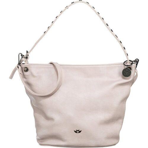 Fritzi aus Preußen Handtasche »Ebbi 01 Handtasche«, creme