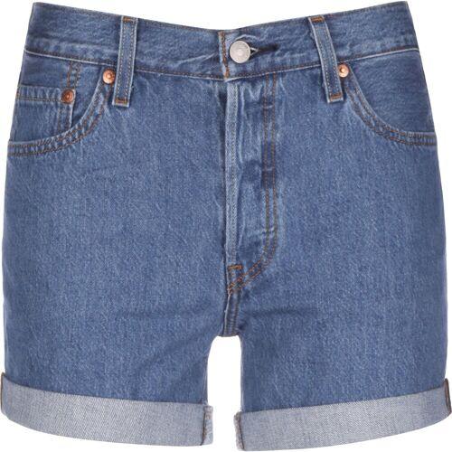 Levi's® Jeansshorts »501 Long«, sansome ransom