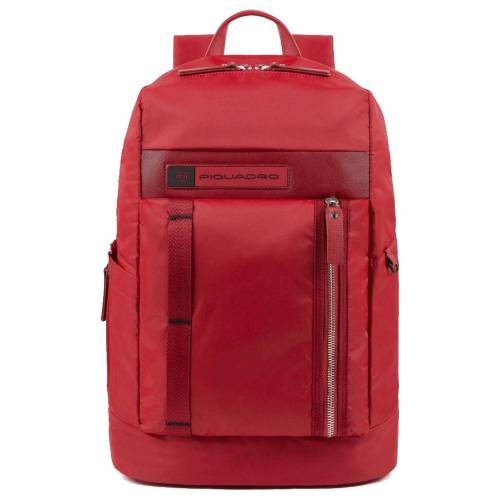 """Piquadro Laptoprucksack »PQ-Bios Laptop-Rucksack 15,6"""" 43 cm«, red"""