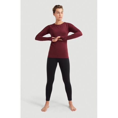 O'Neill Yogashirt »Yoga Longsleeve«, Windsor Wein