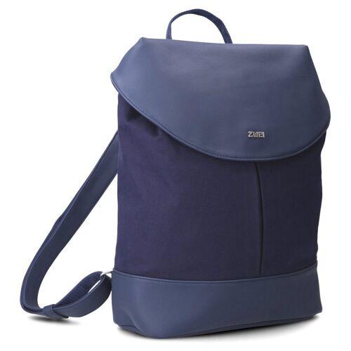 "Zwei Laptoprucksack »Paula PAR120 Laptop-Rucksack 13"" 38 cm«, blue"