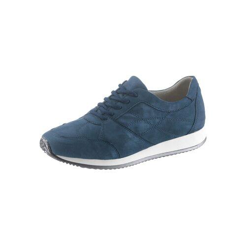 Airsoft Schnürschuh, blau
