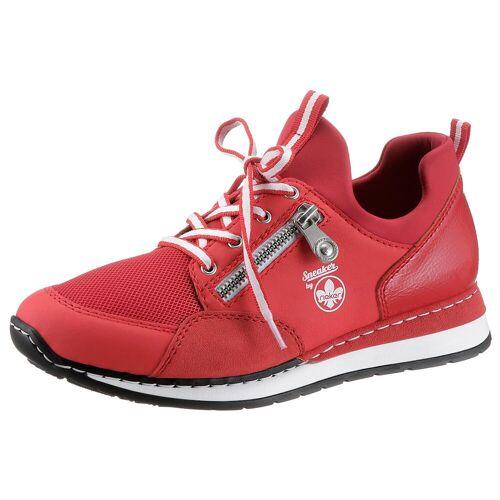 Rieker Slip-On Sneaker mit Keilabsatz