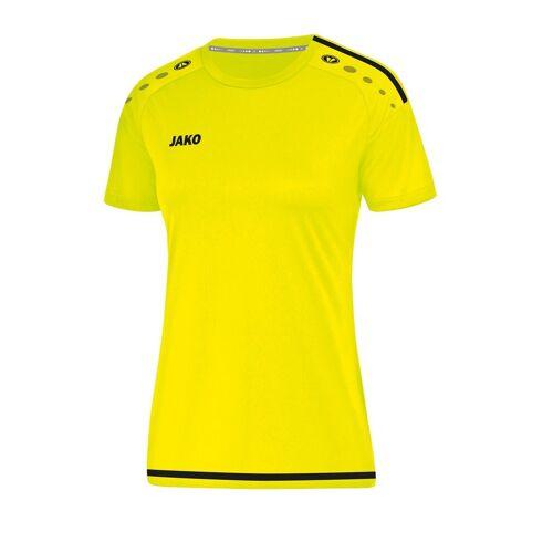 Jako Fußballtrikot »Striker 2.0 Trikot kurzarm Damen«, gelbschwarz