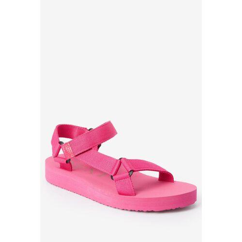Next »Sportliche EVA-Sandalen« Sandale, Pink