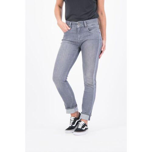 Garcia Slim-fit-Jeans mit Glitzertape
