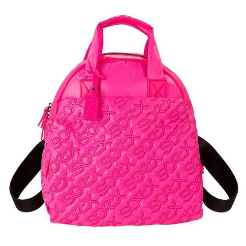 SOCCX Rucksack »Vicky«, Pink