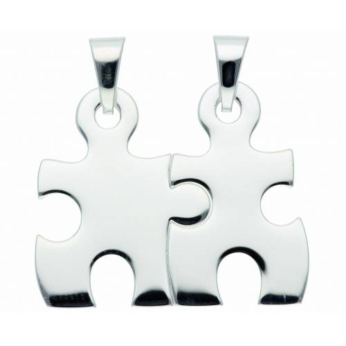 Adelia´s Anhänger Set »925 Silber Anhänger«, 925 Sterling Silber Silberschmuck für Damen