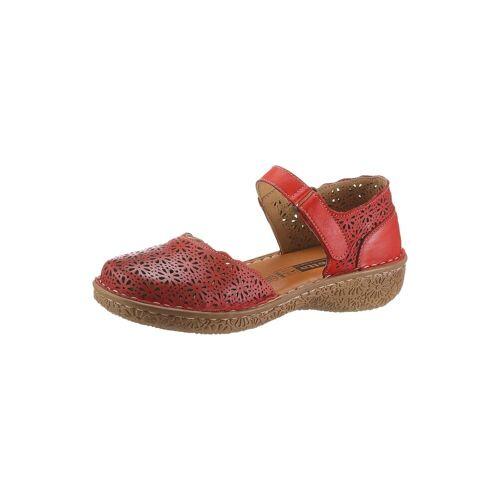Airsoft Slipper, rot