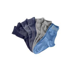 s.Oliver Bodywear Businesssocken (Dose, 7-Paar), jeans