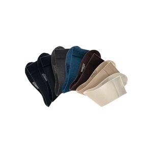 s.Oliver Bodywear Businesssocken (Dose, 7-Paar), braun   camel   beige   anthrazit   jeans-meliert   schwarz