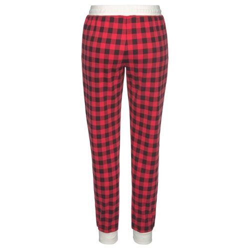 LASCANA Pyjamahose für kalte Tage