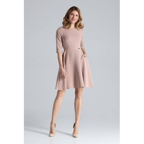 FIGL Cocktailkleid in elegantem Design, Pink
