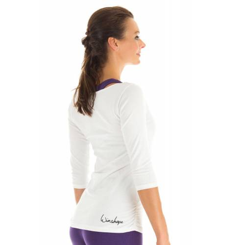 Winshape 3/4-Arm-Shirt »WS4«, weiß