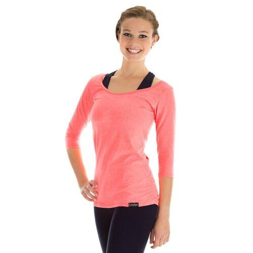 Winshape 3/4-Arm-Shirt »WS4«, koralle