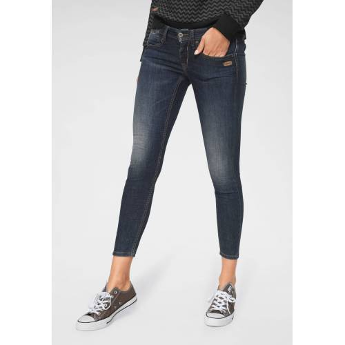 GANG Skinny-fit-Jeans »Faye« im Flanking-Style, No Square Wash