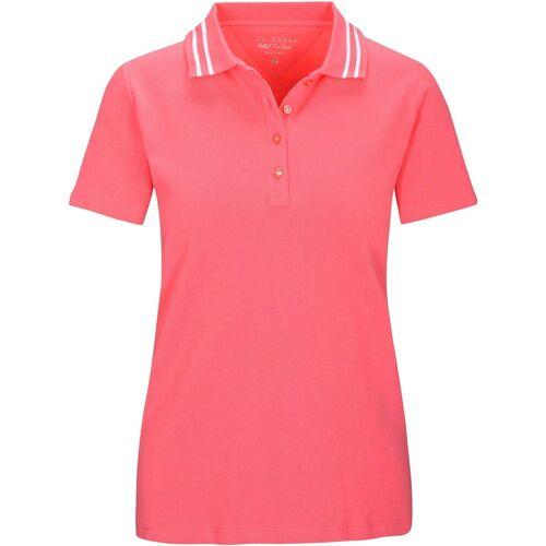 In Linea Firenze Poloshirt »Piqué-Poloshirt«, Himbeere   Himbeere   Himbeere   Himbeere