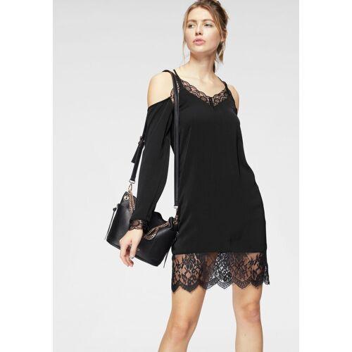 NA-KD Spitzenkleid »927« elegantes Partykleid mit Spitzen Lace Verzierungen