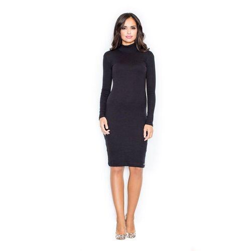 FIGL Abendkleid im eleganten Look, Black