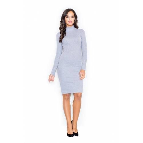 FIGL Abendkleid im eleganten Look, Grey