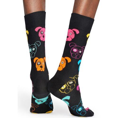 Happy Socks Socken »Dog« mit bunten Hundegesichtern