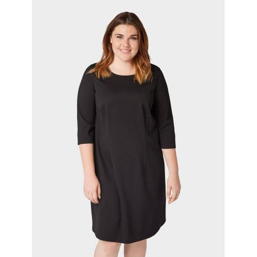 TOM TAILOR MY TRUE ME Blusenkleid »Schlichtes Kleid«