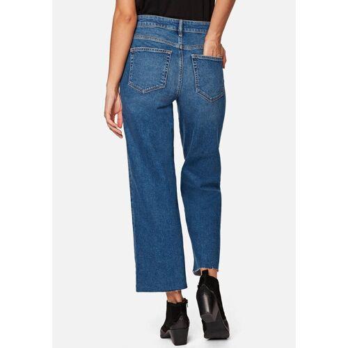 Mavi Weite Jeans »ROMEE« weite verkürzte Cropped Jeans