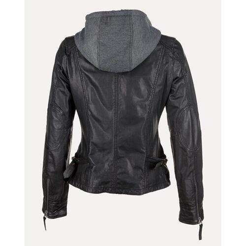 JCC Lederjacke »3102128« elegant, black
