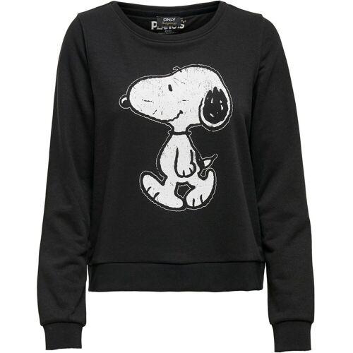 Only Sweatshirt »ONLPEANUTS« mit Peanuts Print