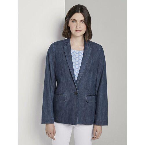 TOM TAILOR Blusenblazer »Jeans Blazer«
