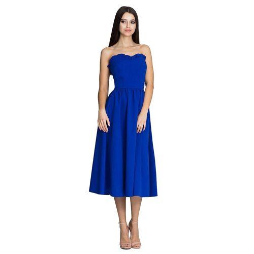 FIGL Abendkleid in elegantem Look, Blue