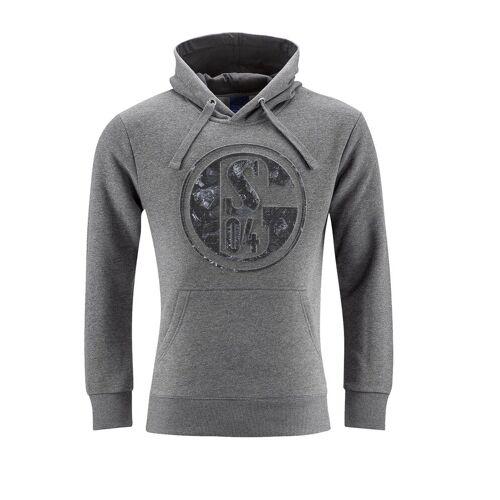 Schalke 04 Sweatshirt »Kapuzensweatshirt Print«