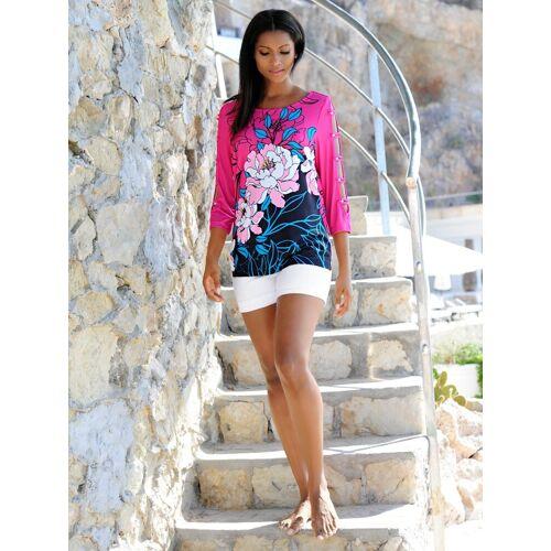 Alba Moda Strandshirt mit halboffenem Arm
