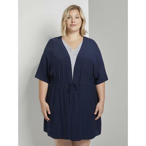 TOM TAILOR MY TRUE ME Blusenblazer »Blazer im Kimono-Look«
