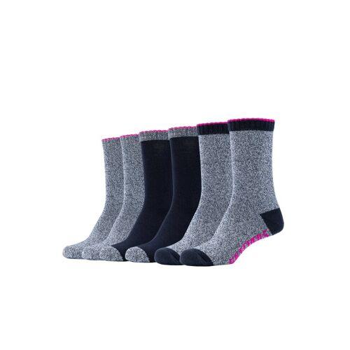 Skechers Socken »Miami« (6-Paar) 6er Pack