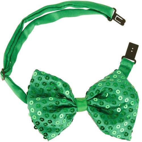 tectake Fliege »St. Patrick's Day Fliege mit Pailletten« St. Patricks Day