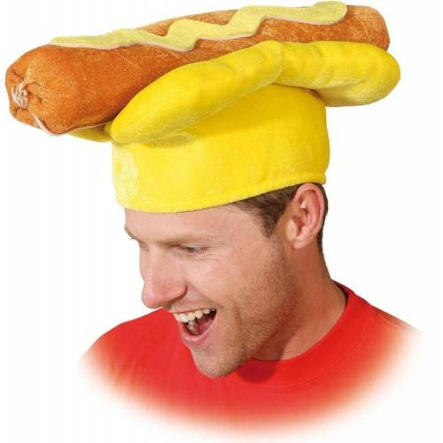 Orlob Kostüm »Lustiger Hotdog Hut«