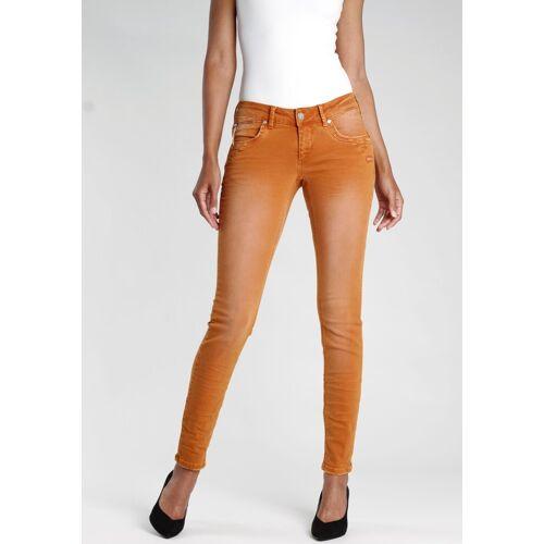 GANG Skinny-fit-Jeans »Nikita« in colored Denim
