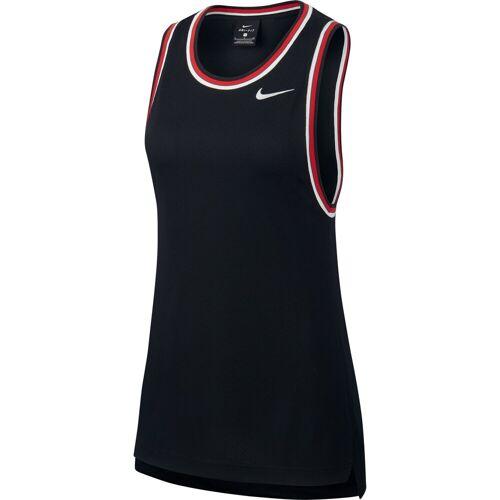 Nike Tennisshirt »Dry Sl«, black / white