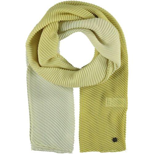Fraas Modeschal »Polyester Schal«, gelb