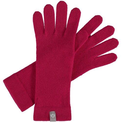 Fraas Strickhandschuhe »Kaschmirhandschuhe«, pink