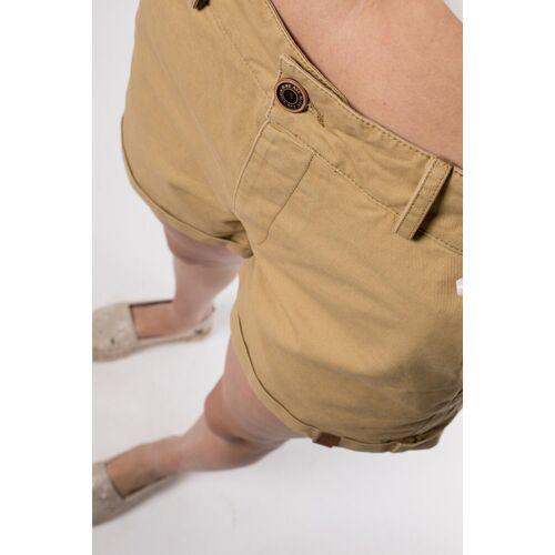 Alife & Kickin Shorts, camelfarben