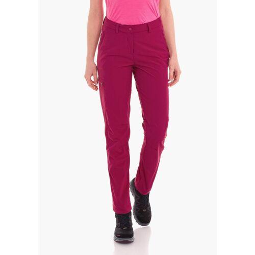 Schöffel Outdoorhose »Pants Ascona«, pink
