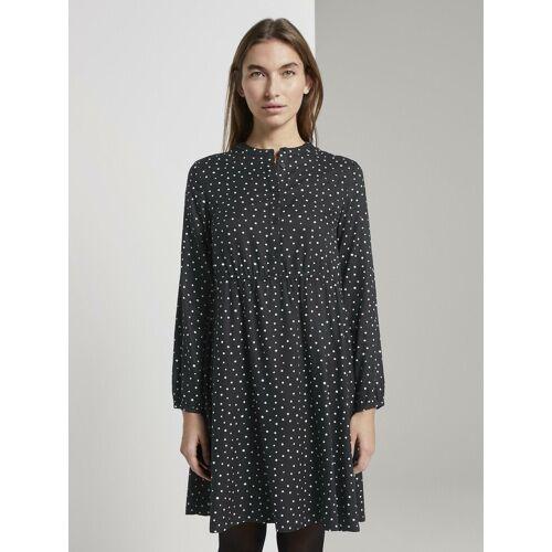 TOM TAILOR Shirtkleid »Kleid mit Knopfleiste«