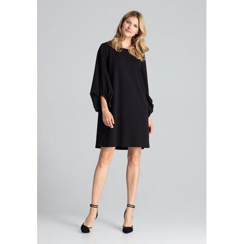 FIGL Abendkleid mit weitem Schnitt »M693«, Black