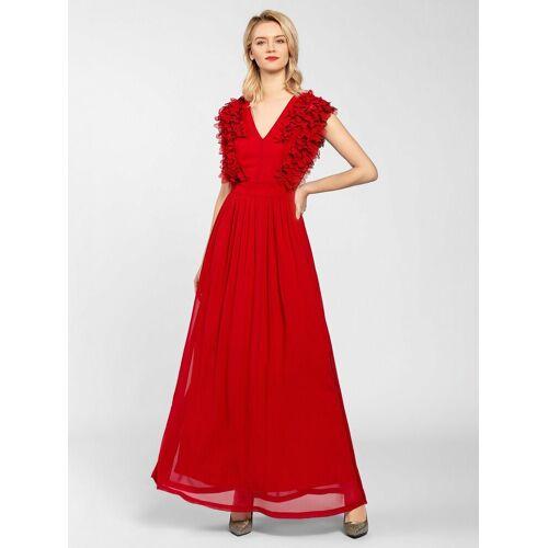 Apart Abendkleid aus Chiffon