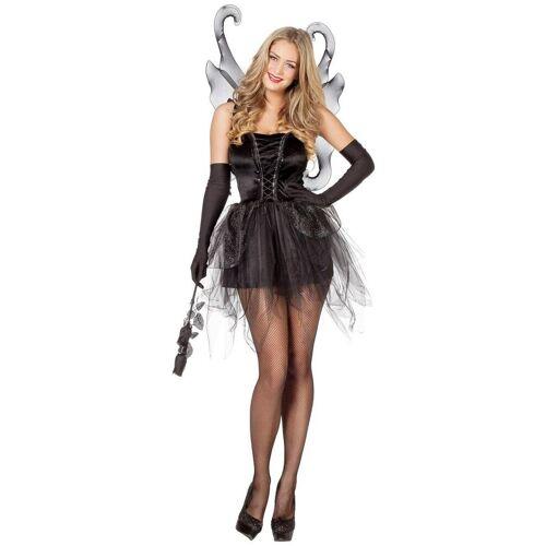Wilbers Kostüm »Black Butterfly Schmetterling Kostüm«